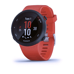 Reloj GPS Forerunner® 45 rojo, Garmin