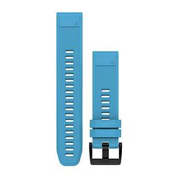 Correa azul QuickFit 22MM (Fenix 5/ 6/ FR 935/945/ Instinct), Garmin