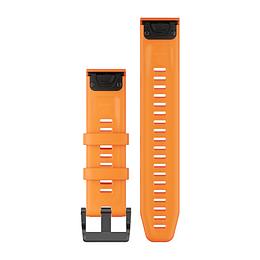 Correa naranja QuickFit 22MM (Fenix 5/ 6/ FR 935/945/ Instinct), Garmin