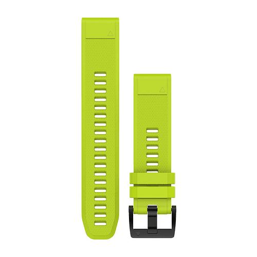 Correa amarilla QuickFit 22MM (Fenix 5/ 6/ FR 935/945/ Instinct), Garmin