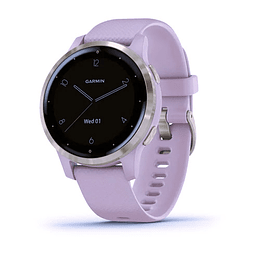 Vivoactive 4s Rose with Light Gold, Garmin