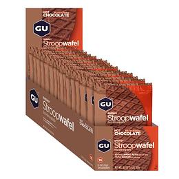 Energy STROOPWAFEL Hot Chocolate (16 unid), GU