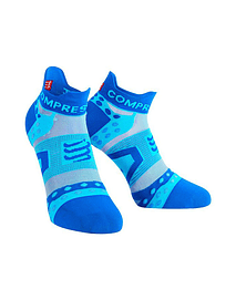 Calcetines ultralight LOW proracing blue , Compressport