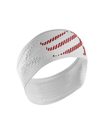 Head band ON/OFF blanca, Compressport