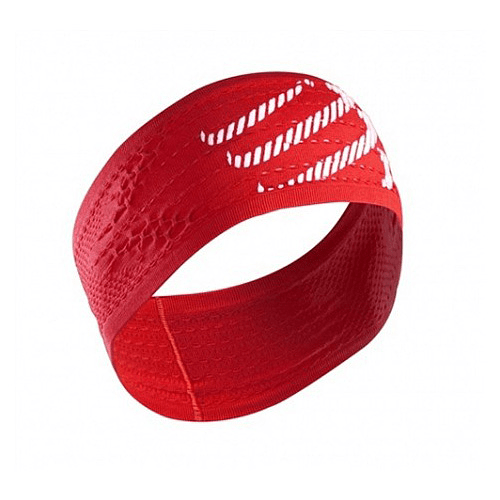 Head band ON/OFF roja, Compressport