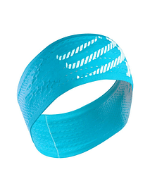 Head band ON/OFF cyan, Compressport