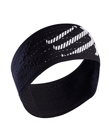 Head band ON/OFF negra, Compressport