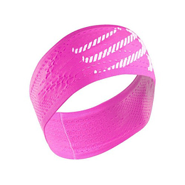 Head band ON/OFF fucsia, Compressport