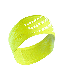 Head band ON/OFF amarilla, Compressport