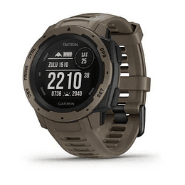 Instinct Coyote Tactical, Garmin