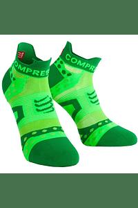Calcetines ultralight LOW proracing Green, Compressport