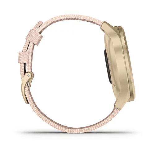 Vívomove Style Light Gold Blush Pink, Garmin