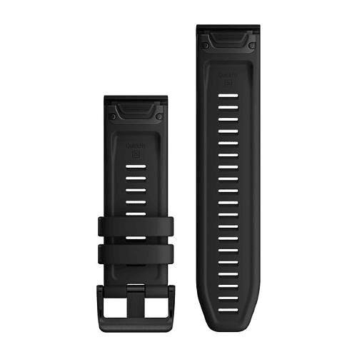 Correa negra quickfit 26MM (FENIX 6X Pro/ Pro Solar/ Descent Mk1), Garmin
