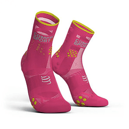 Pro Racing Socks V3.0 pink, Compressport