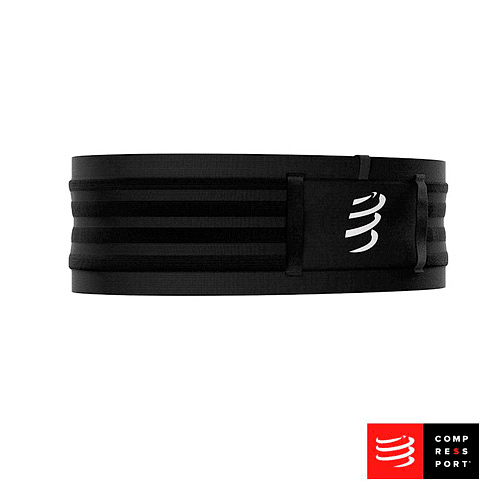 NEW Free Belt PRO negro, Compressport