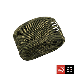 New headband ON/OFF camo, Compressport