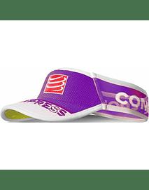Visera ultralight v2 25x violeta , Compressport