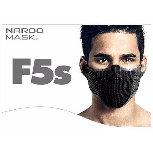 Mascarilla deportiva filtrante lavable F5S, Naroo