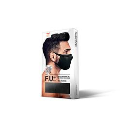 Mascarilla deportiva filtrante lavable FU+, Naroo