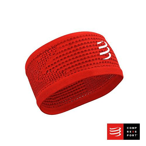 New headband ON/OFF Rojo, Compressport