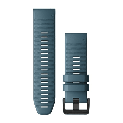 Correa QuickFit Silicona Gris Azulado 26mm ( Fenix 6/5X plus), Garmin