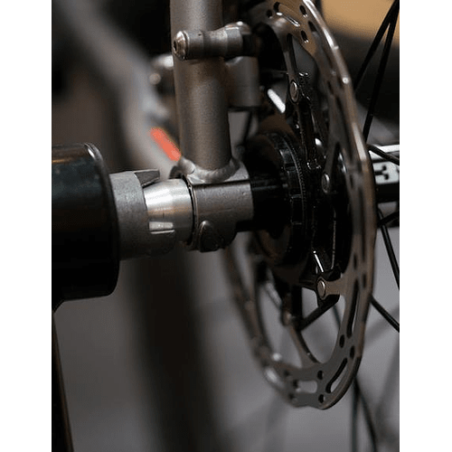 Eje Pasante 12 x 152/167 x 1.0mm, The Robert Axle Project