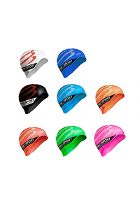 Gorra Silicona Colores, Compressport