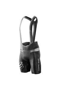 Cycling Brutal Bib Short, Compressport