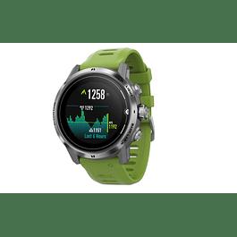 Coros APEX Pro Premium Multisport Reloj GPS con monitor de frecuencia cardíaca, batería GPS completa de 40 horas, monitoreo de oxígeno en sangre, cristal de zafiro, barómetro, ANT+ y BLE