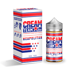 Esencia Vaporizador Original Cream Team 100ml