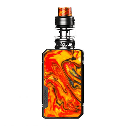 Vaporizador Voopoo Drag Mini Platinum Kit + Envío / Kingvaper