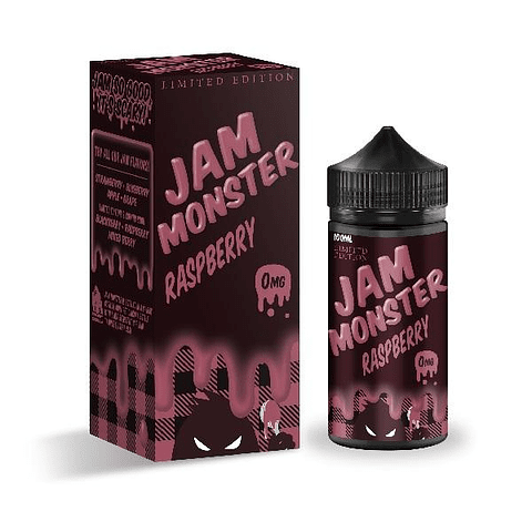 Líquido Vaporizador Jam Monster 100ml
