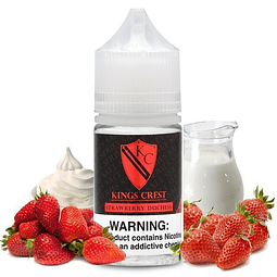 Kings Crest Salt - Strawberry Duchess