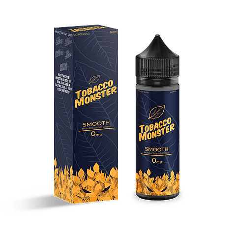 Líquido Tobacco Monster Smooth 60ml