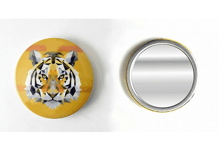 Mirror Button (100 units)