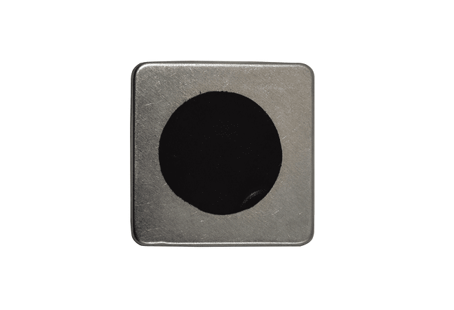 Button Square Fridge Magnet