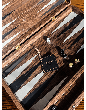 BACKGAMMON ARTESANAL