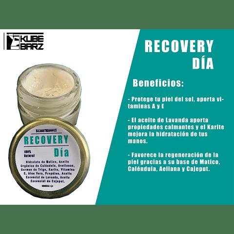 Crema Regeneradora Recovery Día - Regeneración e Hidratación, Versión 30 ml