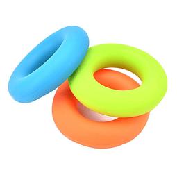 Hand Grips - Ejercitador Circular para Manos y Antebrazos - 3 Pack