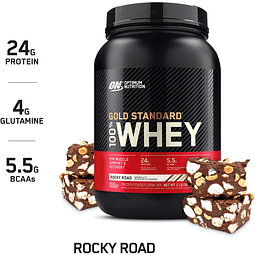 PROTEÍNA ON GOLD STANDARD 2 LB