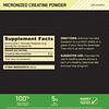 MICRONIZED CREATINE POWDER 300GR - Creatina ON