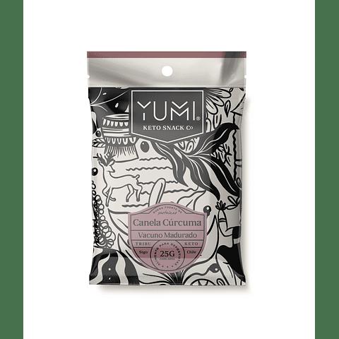 Yumi® Canela – Cúrcuma x 1 unidad - Vacuno Madurado