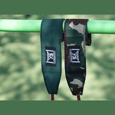 Muñequeras KB Camu - Verde