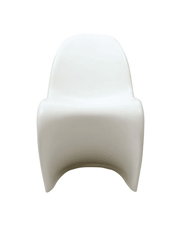 Silla Panton de Verner en color Blanco*