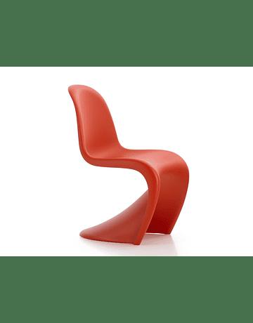 Silla Panton de Verner en color Rojo*