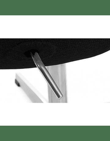Silla sillon Huevo (Egg chair) Arne Jacobsen Negro*