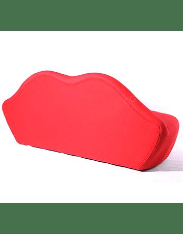 Sofá Sillon Heller Bocca-lip sofá Rojo