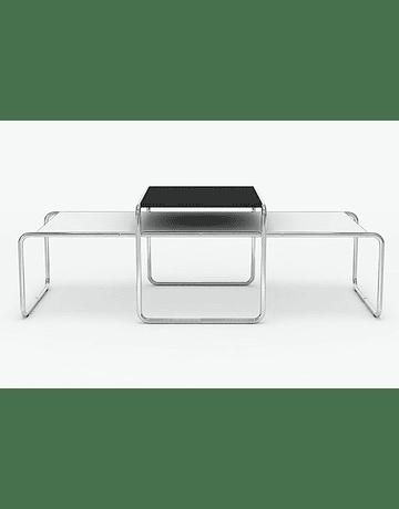 Mesa Marcel Breuer - Laccio 2 piezas