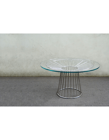 Reza Feiz - Wired Dining Table