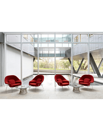 Eero Saarinen - Womb Chair